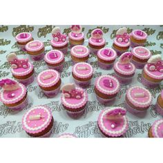 CUPCAKES BABY SHOWER - HAPPY DAY CUPCAKE BOGOTA