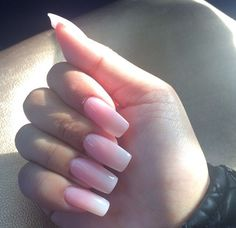 Love this nail look.