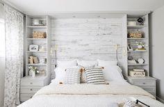 Bedroom: Splurge on Storage