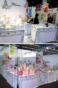 display a show for Lingerie craft