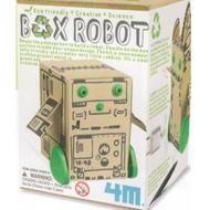 The environmentally-friendly robot.