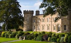 Dungiven Castle in County Derry, Ireland, Definitely on my wish list for the next 5 years!