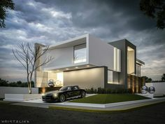 #Kristalika #House #Architecture #Modern #Arquitectura #Moderna #Desing