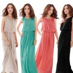 Enjoy the summer season with new look maxi dresses for summer season.These maxi dresses have been designed with comfortable fabric and bright colors.