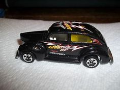 """2001 Hot Wheels - """"40's Ford 2-Door"""" - from the Truck Stoppers 5-Pack - Loose"""