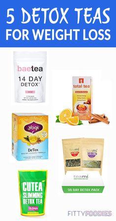 5 Detox Teas For Weight Loss Fat Burning Detox Tea Detox Tea Cleanse To Lose Weight Lose Weight Quick, Quick Weight Loss Tips, Weight Gain, Lost Weight, Reduce Weight, Healthy Weight, Loosing Weight, Weight Loss Tea, Detox Tee