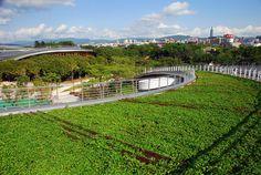 bioarch formosana: taipei flora expo pavilions