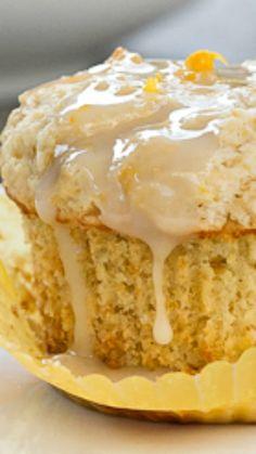 Meyer Lemon Ricotta Muffins Recipe