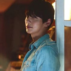 Yoon Si Yoon..when he gives that look.. i died..