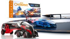 Engadget giveaway: Win an Overdrive smart racing set courtesy of Anki!