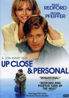 Aspiring on-air reporter Tally Atwater (Michelle Pfieffer) may be lovely and ambitious, but she lacks talent. That changes, however, after Warren Justice (Robert Redford), a former White House corresp
