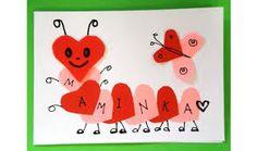Výsledek obrázku pro přání ke dni matek Cool Kids, Art For Kids, Diy And Crafts, Playing Cards, School, Handmade, Art For Toddlers, Art Kids, Hand Made