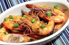 halabos na hipon filipino recipe