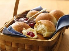 Bread Machine Dinner Rolls  These are the best rolls and easy to make.  Taste better than store bought rolls.