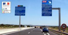 HERAULT - A75 – Travaux de réfection de chaussée entre Clermont l'Hérault et Pézenas du 3 au 17 avril 2017