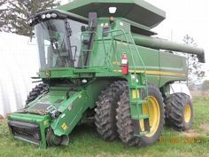 Stevens Implement Co. - John Deere 9770 STS