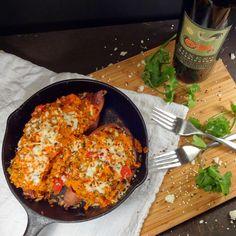 Chipotle Quinoa Stuffed Yams Recipe - Colleen's Kitchen