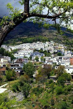 Trévelez (Granada), España