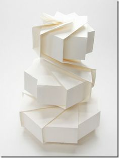cool amazing 3d origami paper sculptures art (13)