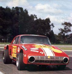 1968, Buenos Aires, Carlos Reutemann, Ford Falcon TC V8