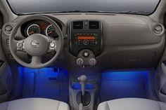 2014 Nissan Cube Interior Accent Lighting - Sedan #999F3-AW008