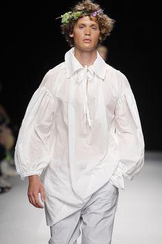 Vivienne Westwood MAN #SS13 #MFW