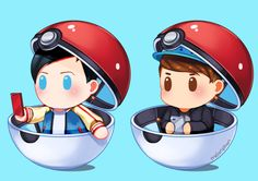 Pocket sized Dan & Phil to carry them as you go!