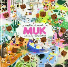 La vuelta al mundo de Muk de Marc Boutavant