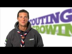 Video thumbnail Scout Group, Video Thumbnail, Chief Executive, Scouting, First World, Windbreaker, Bear, Learning, History