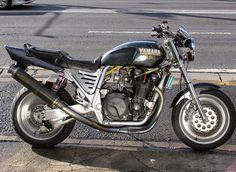 Yamaha XJR 1200 by Auto Magic