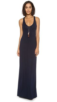 Feel The Piece V Maxi Dress
