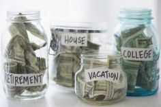 Learning how to manage your money can lead to financial freedom. There are different ways to save money, but using the jar system is quite interesting. Saving money is for everyone both young and a… Ways To Save Money, Money Saving Tips, Saving Ideas, Saving Money Jars, The Secret Money, High Yield Savings, Savings Jar, Travel Money, Car Travel