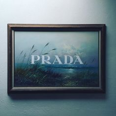#Prada from #themostfamousartist's private collection -- thinking about releasing this one -- info@themostfamousartist.com