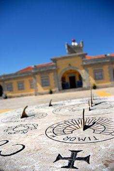 RELÓGIOS DE SOL - Forte de São Julião da Barra - Portugal