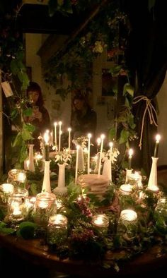 """I love the ancient feast days of the pagan calendar.Celebrating the turn of the """"great wheel of the year"""" through the solstices, equinoxes and cross quarter days, these """"holy days"""" are the origin ..."""