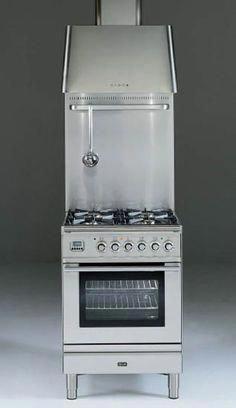 Stainless Steel Kitchen Stoves For Small Kitchens In Retro Styles Modernhomedecorkitchen