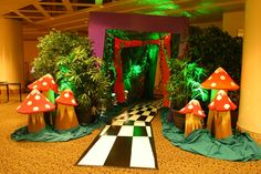 Madhatters Tea Party | Corporate Event Planning Melbourne Brisbane | Action Events