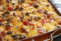 The 2 Week Diet, lose at leasst 6 pounds, Jennas Keto Cheeseburger Casserole Keto Recipe District Low Carb Cheeseburger Casserole, Keto Casserole, Hamburger Casserole, Chicken Casserole, Casserole Recipes, Ketogenic Recipes, Low Carb Recipes, Cooking Recipes, Ketogenic Diet