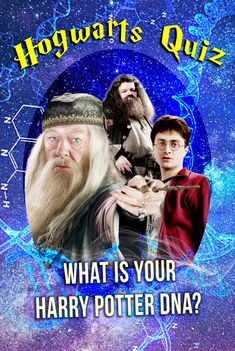 Harry Potter Quiz: Who are you, really? A quiz that will determine what your Wizard DNA says about you! Which Harry Potter character's makeup matches yours? Buzzfeed, Playbuzz, Potterhead. Take this Harry Potter DNA test to find out! #dumbledore #dna #harrypotterquiz