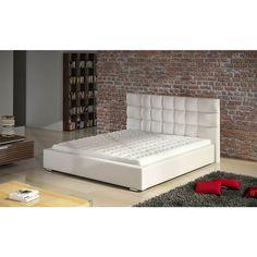 łóżko tapicerowane Dolores 160x200 - Sklep Meblowy Allemeble.com