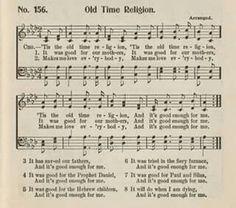 Old fashioned gospel hymns 23