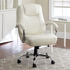 Brylanehome Extra Wide Womans Office Chair Ice0 -- You can get additional details at the image link.Note:It is affiliate link to Amazon.