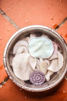 laver les disques démaquillants au naturel - jedeviensecolo.fr