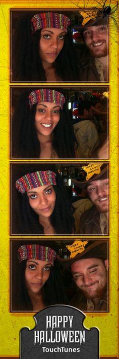 Rick & Michonne from The Walking Dead!