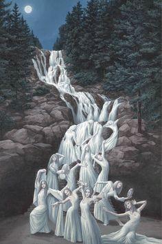 Magic Realism in Surreal Paintings