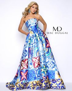 "Like evening gown, your fun fashion wear could cost you a pretty penny. But it is possible to find something more budget-friendly by searching in a prom line rather than a couture pageant line. Just be careful that the detailing doesn't look too ""Wal-Mart"" when you want more ""Target."" Mac Duggal produces multiple lines to fit multiple budgets allowing you to find a fun fashion outfit to fit both you and your budget, and the prom 2017 line features multiple looks that could work perfectly in…"