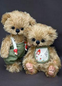 Three O'Clock Bears: October 2012