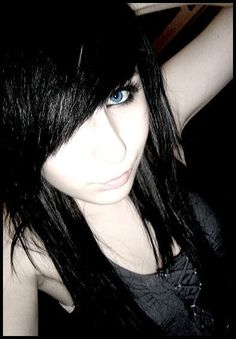 Cute EMO Girl « Emo wallpaper | Emo Girls | Emo Boys | Emo Fashion ...  | #ciburial #fashion #cute