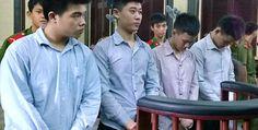 Gang Hong artists as Van leg sentence