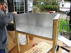 La Caja China Model #3 Assembly and Maiden Voyage | Burnin' Love BBQ